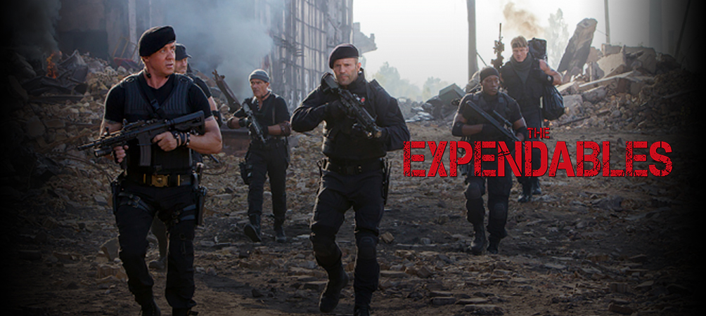 Fifth Journey and Lionsgate Partner on The Expendables